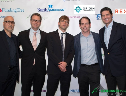 NADG Keynotes at Crowd Invest Summit Los Angeles CA
