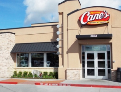 Raising Canes Alamo Heights Texas